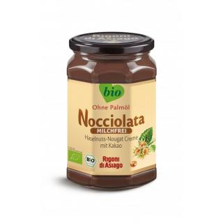 Nocciolata Nuss-Nougat-Aufstrich, milchfrei, vegan