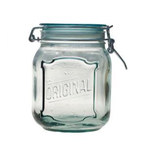 Vorratsglas 1100 ml leer