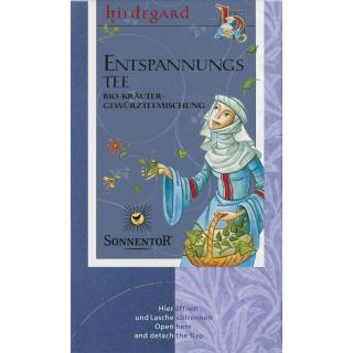 Entspannungstee Hildegard TB