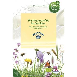 Bio Wiesenmilch Butterkäse 45%